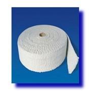 Лента асбестовая теплоизоляционная 50х3 мм (мокрая) фото