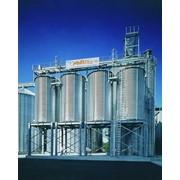 Экспедиторский силос используются преимущественно для повторной поставки зерна. Они широко применяются в хранилищах, где необходимо максимально сократить время погрузки транспортных средств фото