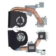 Кулер, вентилятор для ноутбуков Acer aspire 4750 версия 1, Series, p/n: DFB601205M20T фото