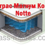 Ортопедический матрас Notte Магнум Кокос 120х200 фото