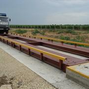Автомобильные весы 40 тонные ГПУ 15х3 метра фото