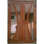 Изготовление металлопластиковых дверей фото