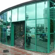 Фасады алюминиевые и витражи фото