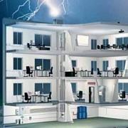 Системы защиты от молнии и перенапряжений фото