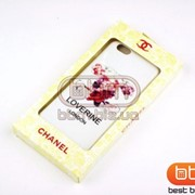 Накладка iPhone 6 CHANEL (LOVERINE) TPU белый 74754a фото