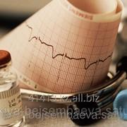 Лечение при заболеваниях сердечно-сосудистой системы фото