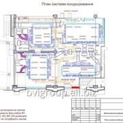 Проект системы кондиционирования магазина одежды — 319 м2. фото