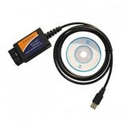 Адаптер ELM USB 327 (для диагностики авто) фото