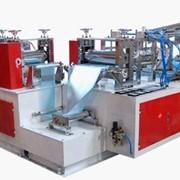 Станок машина для производства изготовления бахил фото