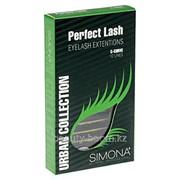 Ресницы для поресничного наращивания на ленте Simona Perfect Lash, 12 линий, диаметр 0,10, С-изгиб фото