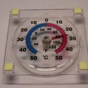 Оконный мини - термометр фото