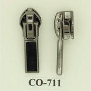 Бегунок обувной №7 для спиральной молнии, Код: СО-711 фото