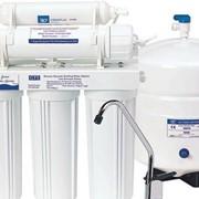 Бытовые фильтры для воды фото