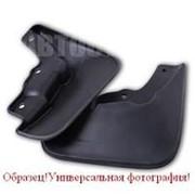 Брызговики передние SUZUKI SX4 2007->/FIAT Sedici 2006-> (с расширителем арок), (полиуретан) Новлайн фото