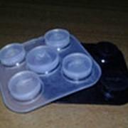 Кнопки силиконовые морозо/термостойкие фото
