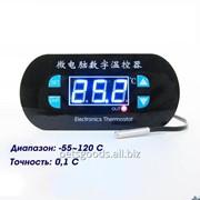Терморегулятор w1308 для инкубатора. Цифровой. фото