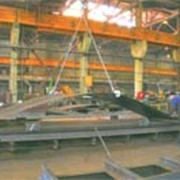 Металлоконструкции и металлоизделия фото