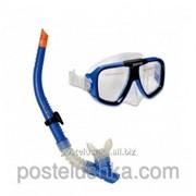 Набор для плавания маска + трубка Intex 55948 фото