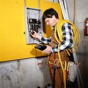 Проводим испытание расцепителей автоматических выключателей и т.д. фото