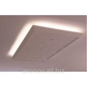 Комплект звездное небо Плита 2400х1200 фото