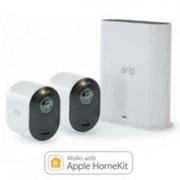 Комплект видеонаблюдения NetGear Arlo Ultra 4K UHD Wire-Free Security 2-Camera System (VMS5240-100NAS) фото
