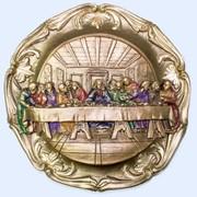 Настенный изделие Пресвятая семья Потертая фото