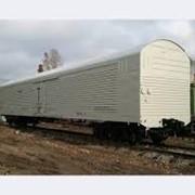 Продаем вагоны ИВТ, рефрижираторы. фото