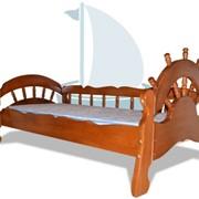 Детская кровать Бриз фото