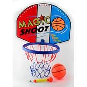 Баскетбольный щит с мячом и насосом Ф9693 фото