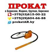 Аренда Прокат глубинного вибратора Борисов Жодино фото
