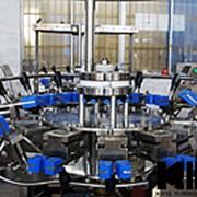 Автоматический ополаскиватель ПЭТ бутылок 0,2-2,0 л 3000 бут/час фото