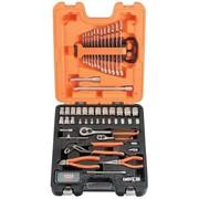 Набор префессионального инструмента, 81 предмет, BAHCO S81MIX фото