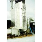 Зерносушилка шахтная рецирнуляционная фото