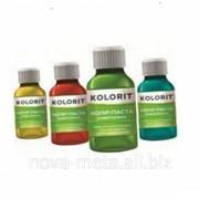 Колер паста для колеровки водно-дисперсионных и масляных красок 0,1 л ТМ Kolorit бежевый фото