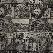 Ткань мебельная Жаккардовый шенилл Real Silver фото