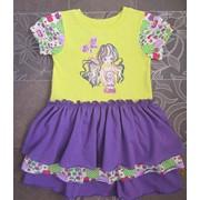 Пошив детской одежды из трикотажа фото