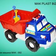 Машины детские МАК-2 фото