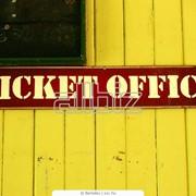 Кассы продажи автобусных билетов, решения фото