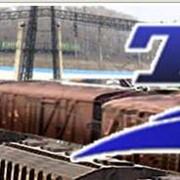 Грузоперевозки железнодорожные, фото
