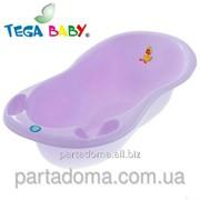 Ванна большая Tega, 102СМ TG-029 Balbinka светло-сиреневые фото