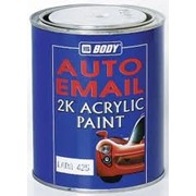 Body Краска 1035 Золотистая BODY 2K ACRYLIC PAINT с активатором фото