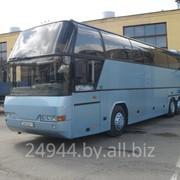 Пассажирские перевозки автобусами Неоплан, МАН и Сетра фото