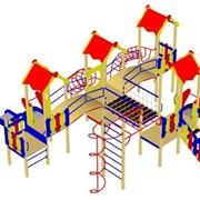Детская игровая площадка ИК-5.24 фото
