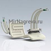 Керамические инфракрасные нагреватели QTE 250 Вт/230 В, 60*60*31 мм, провод 100 мм с ТП фото