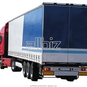 Автомобильные перевозки различных грузов фото