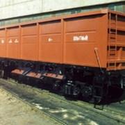 Полувагон люковой, модель 12-4106 фото