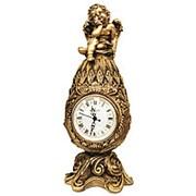 Часы каминные Классические коллекция Фаберже 16х45х16см. арт.МК2050 фото