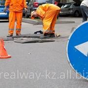 Капитальный и средний ремонт улиц. фото