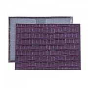 Фиолетовая обложка для документов Premier фото