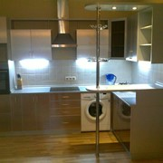 Кухня акрил, мебель акриловая фото